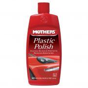 Polidor Líquido de Acrílico e Plásticos Plastic Polish 236ml Mothers