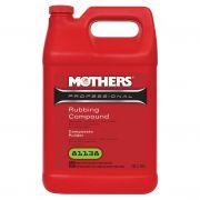 Composto Polidor Líquido Profissional Rubbing Compound 3,7lt Mothers