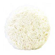 Boina de Lã Dupla Face Branca Normal 8 pol Autoamerica