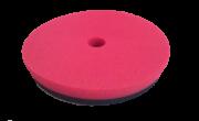 Boina de Espuma Vermelha Super Macia Low-Pro 6 pol Buff and Shine