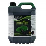 Espuma Verde Detergente Automotivo Linha Premium 5lt Nobre Car