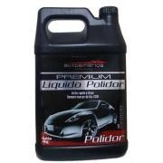 Kit 4 Líquido Polidor Premium Autoamerica Galão