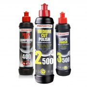 Kit Polidores Menzerna 250ml