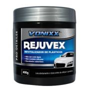 Rejuvex 400g + Ziva 200ml + Dark & Black Cera de Carnaúba 300g