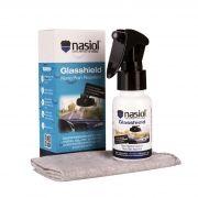 Repelente de Chuvas e Líquidos Glasshield 30ml Nasiol