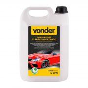 Shampoo Lava Auto Ultra Concentrado 5lt Vonder