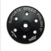 Suporte Speed Polish Black 5 pol Rosca 5/8 Nobre Car