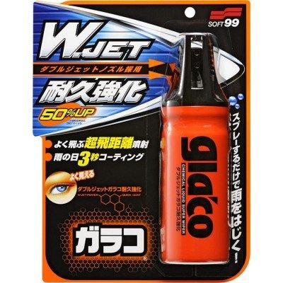 Kit de Glaco W Jet 180ml + Glaco Blave 70ml Soft99
