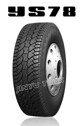 Pneu Jinyu LT 265/75R16 123/120 YS78