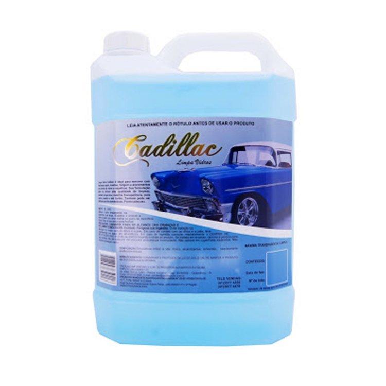Limpa Vidros 5lt Cadillac