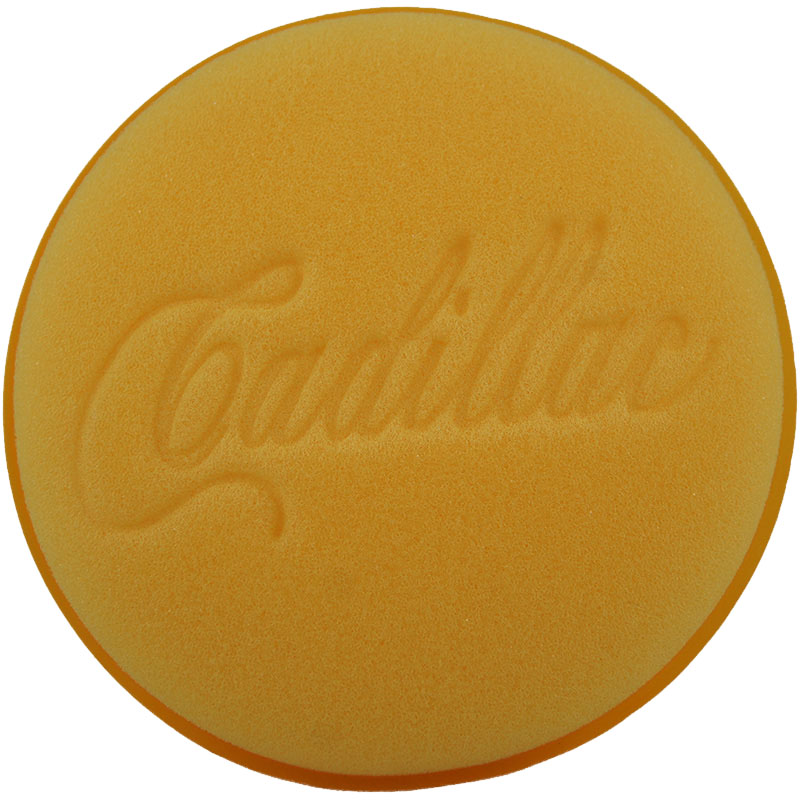 Aplicador de Espuma Amarela Cadillac