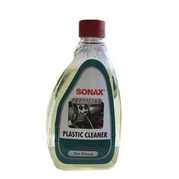 Limpador de Plásticos Plastic Cleaner 500ml Refil Sonax