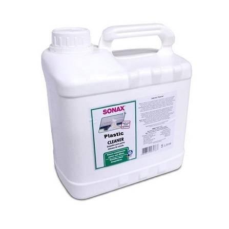 Limpador de Plásticos Plastic Cleaner 5lt Sonax