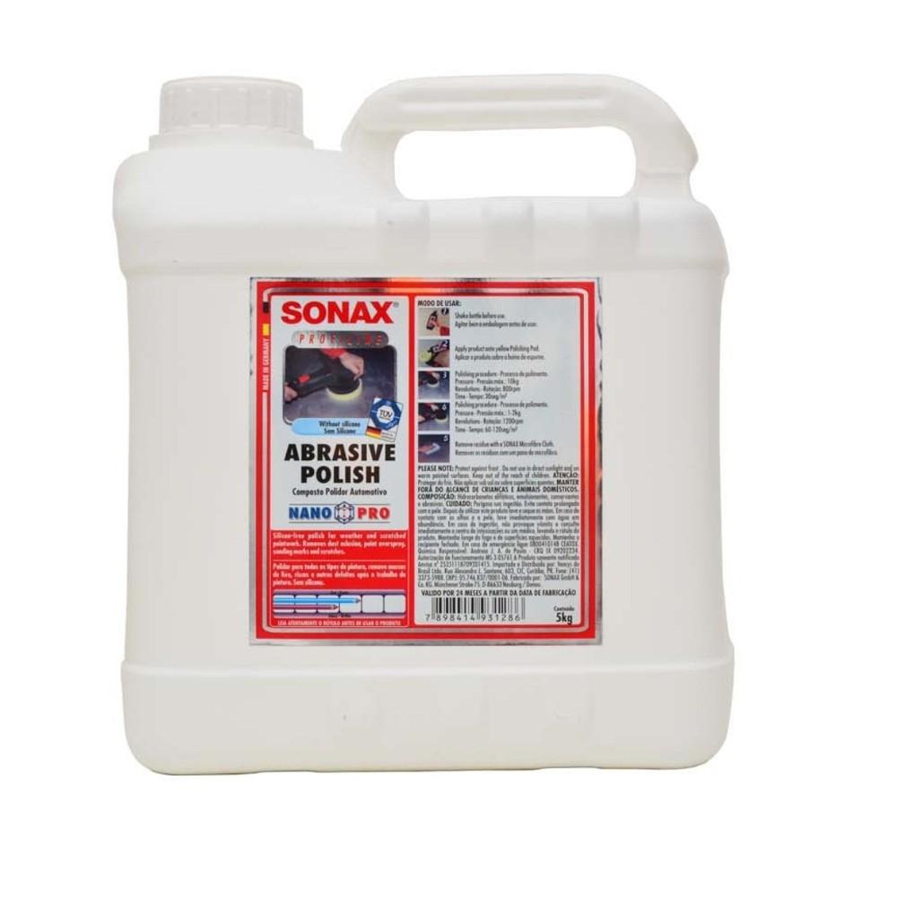 Abrasive Polish 5kg Sonax