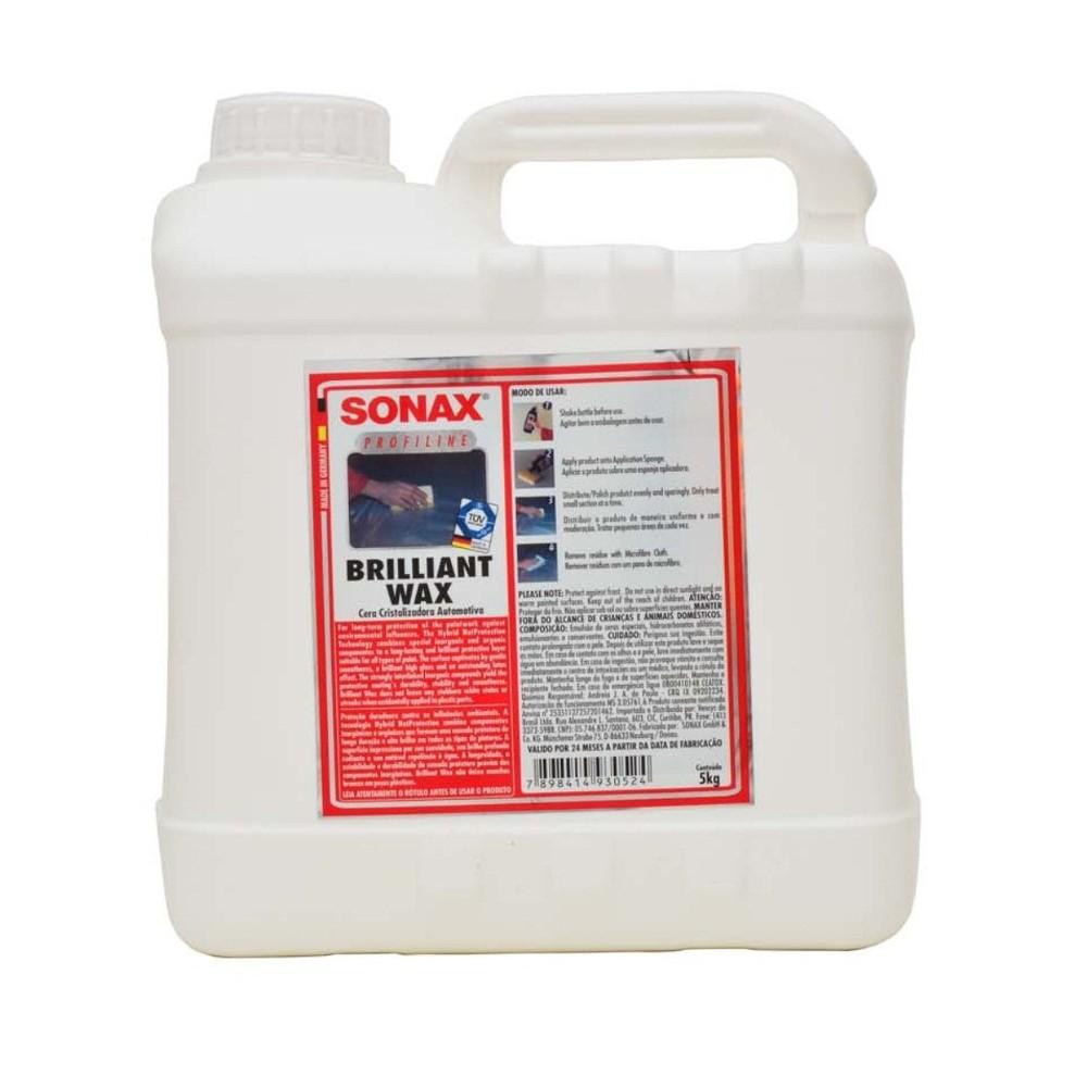 Brilliant Wax 5kg Sonax