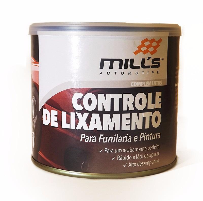 Controle de Lixamento 100g Mills