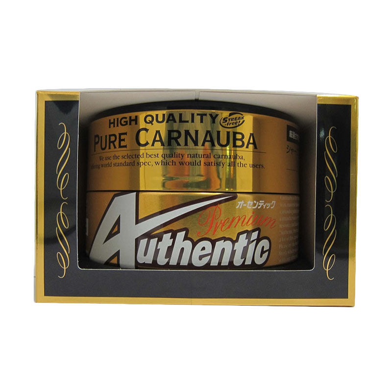 Cera Pura de Carnaúba Authentic Premium 200g Soft99
