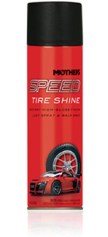 Brilha Pneu Speed Tire Shine Aerosol 425g Mothers