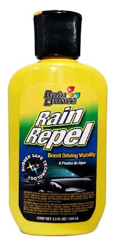 Rain Dance Water Repel Impermeabilizador de Para-brisa 104ml Cyclo