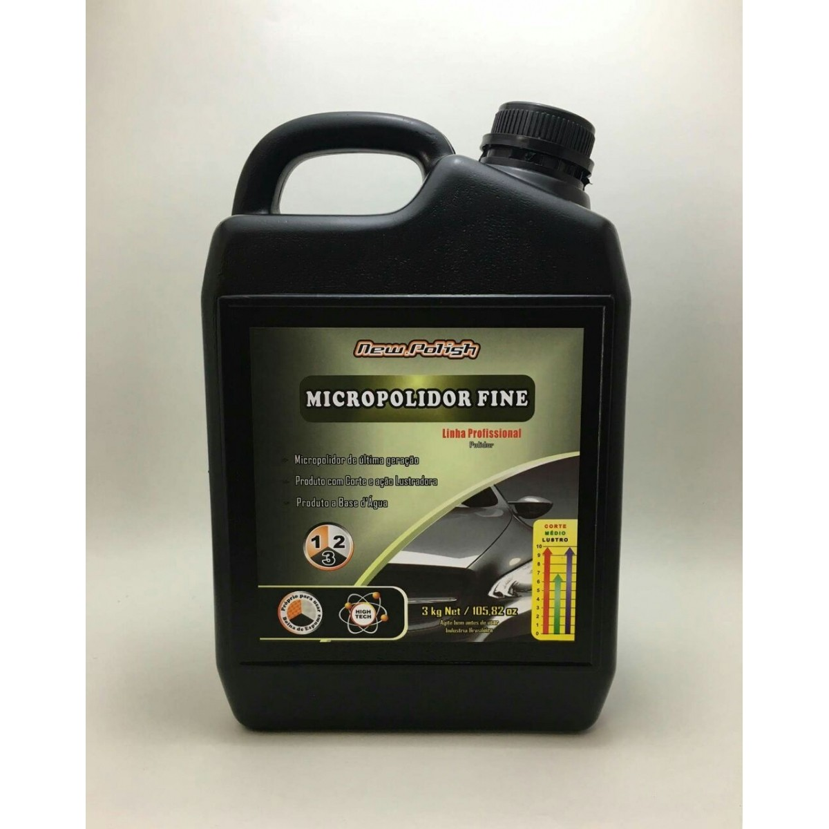 Micropolidor Fine 3kg New Polish