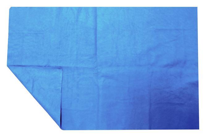 Pano Enxuga Mais Ultra Secagem Azul 66x43cm Martim Panos