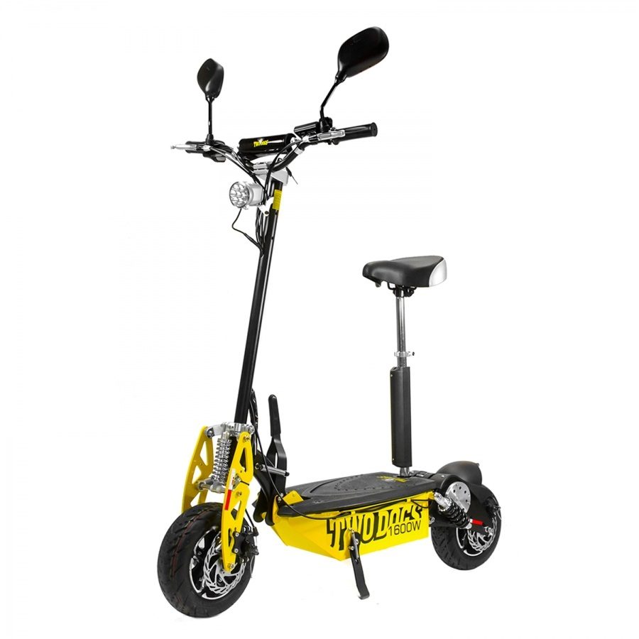 Scooter Elétrica Two Dogs 1600w