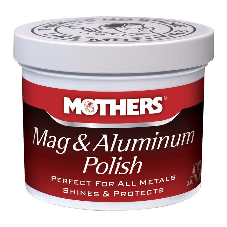 Polidor de Metais e Alumínios Mag & Aluminum Polish 141g Mothers