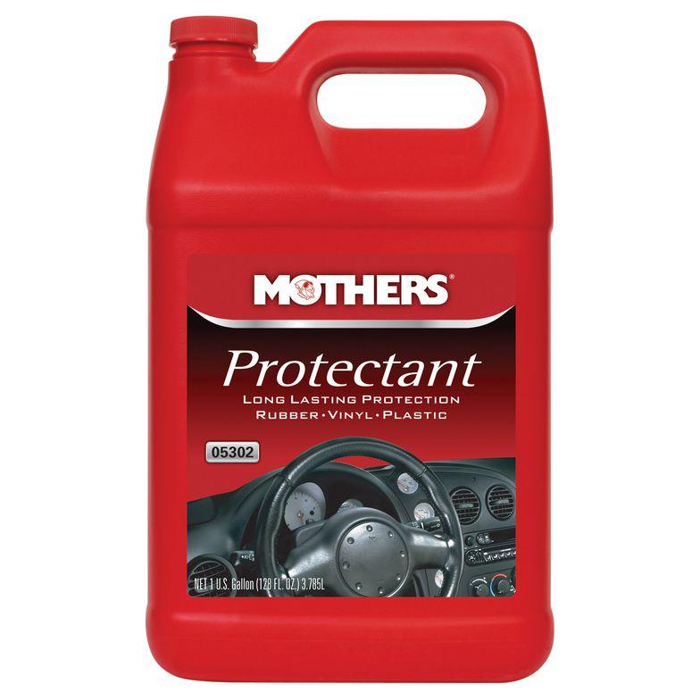 Protetor de Partes Plásticas, Vinil e Borracha Protectant 3,7lt Mothers