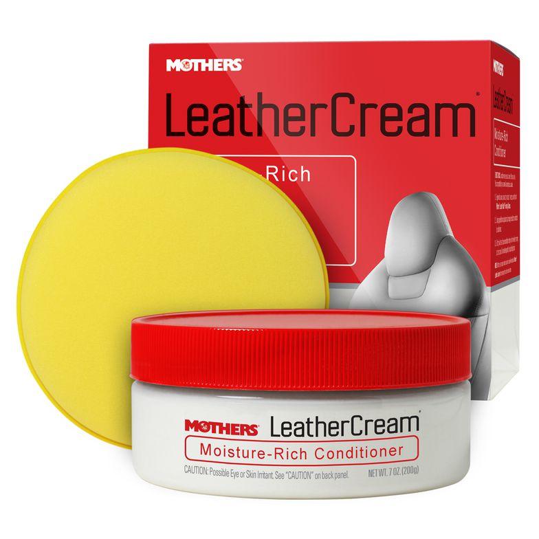 Hidratante em Gel para Couro Leather Tech Gel Cream 200g Mothers