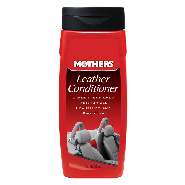 Hidratante Líquido para Couro Leather Conditioner 355ml Mothers