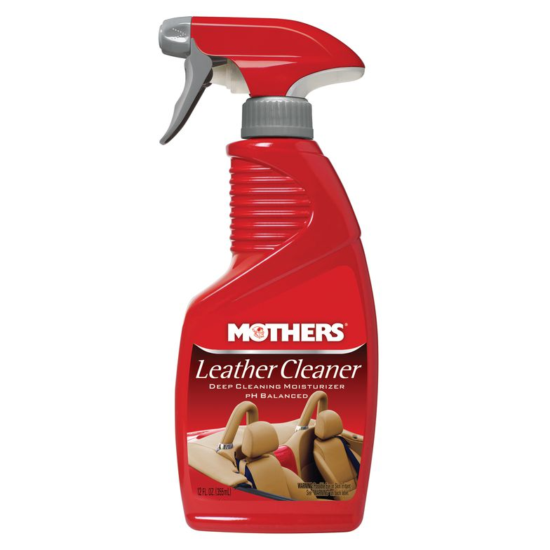 Limpador de Couro Leather Cleaner Spray 355ml Mothers