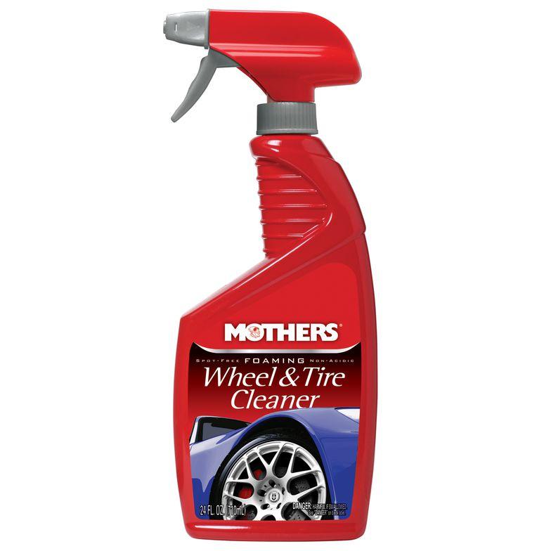 Limpador de Rodas e Pneus Wheel & Tire 710ml Mothers