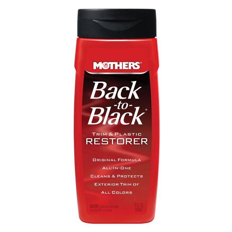 Restaurador de Plásticos Back To Black Restorer 355ml Mothers
