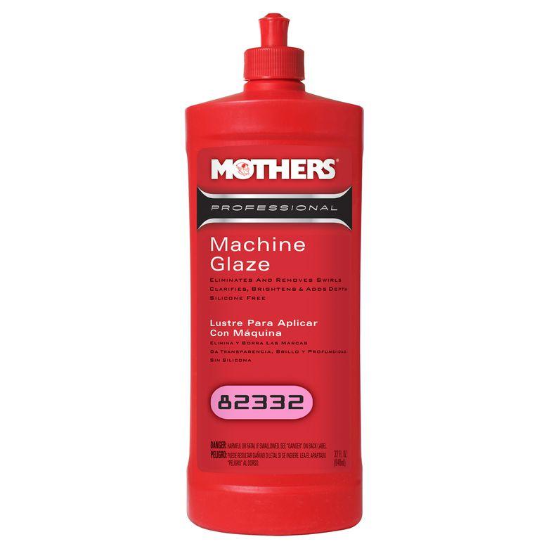 Lustrador Líquido Profissional Machine Glaze 946ml Mothers