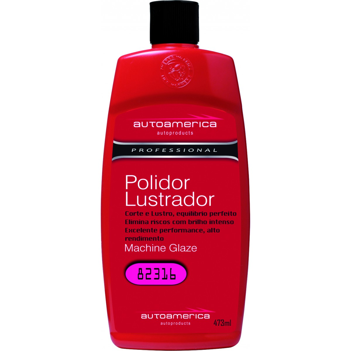 Polidor Lustrador Machine Glaze 473ml Mothers