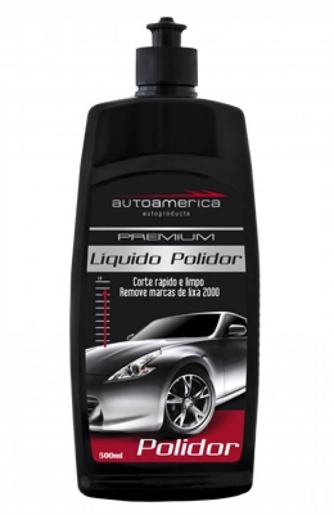 Líquido Polidor Premium 500g Autoamerica