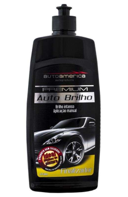 Auto Brilho 473ml Autoamerica