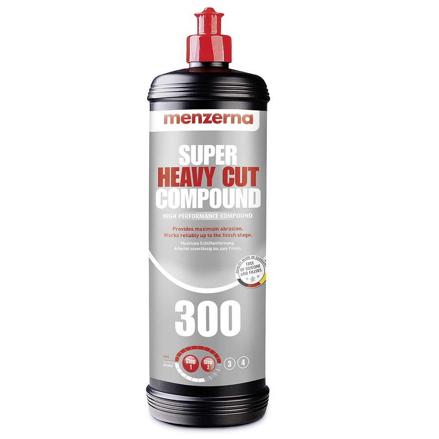 Super Heavy Cut Compound 300 1lt Menzerna