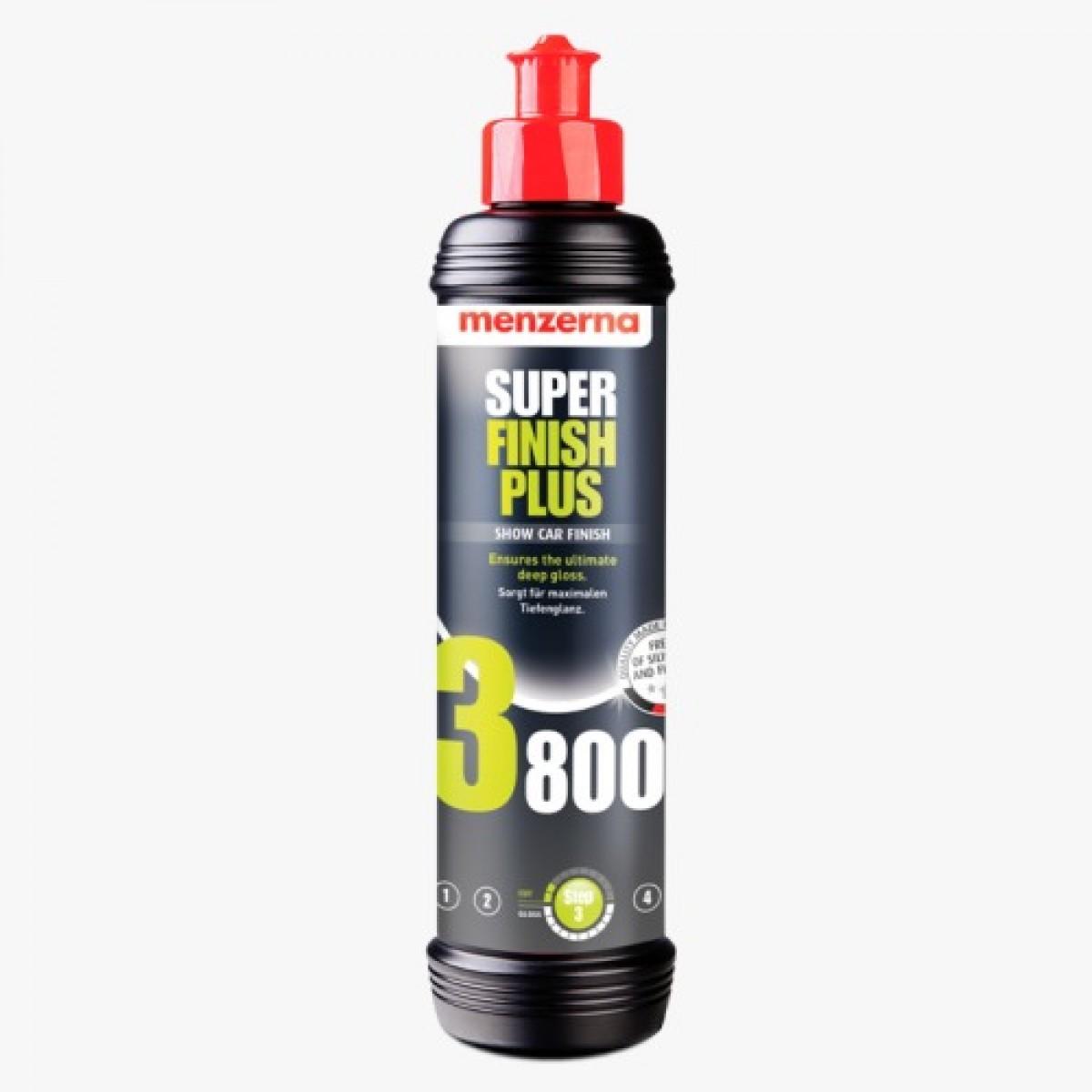 Super Finish Plus 3800 250ml Menzerna