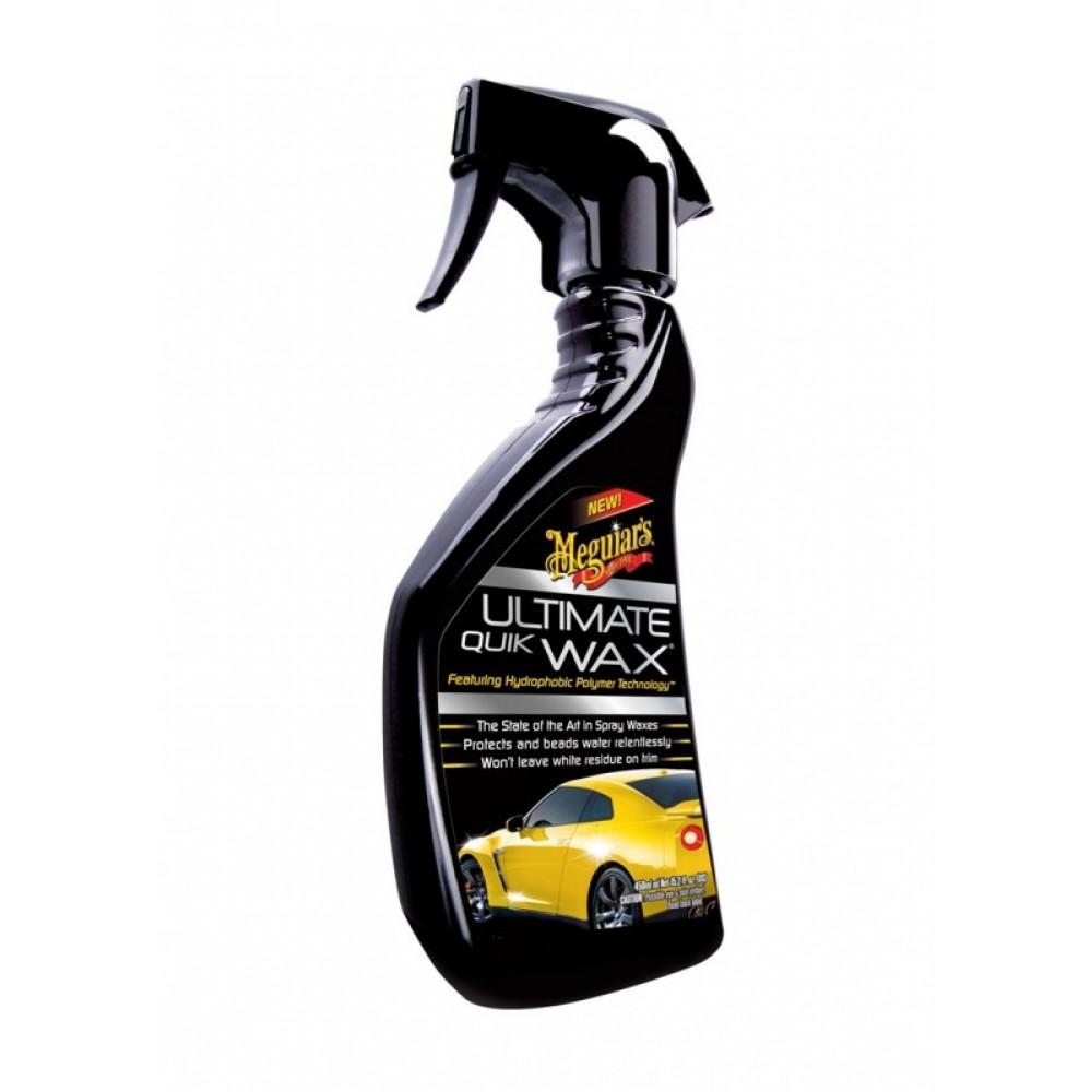 Cera Spray Ultimate Quik Wax G17516 450ml Meguiars