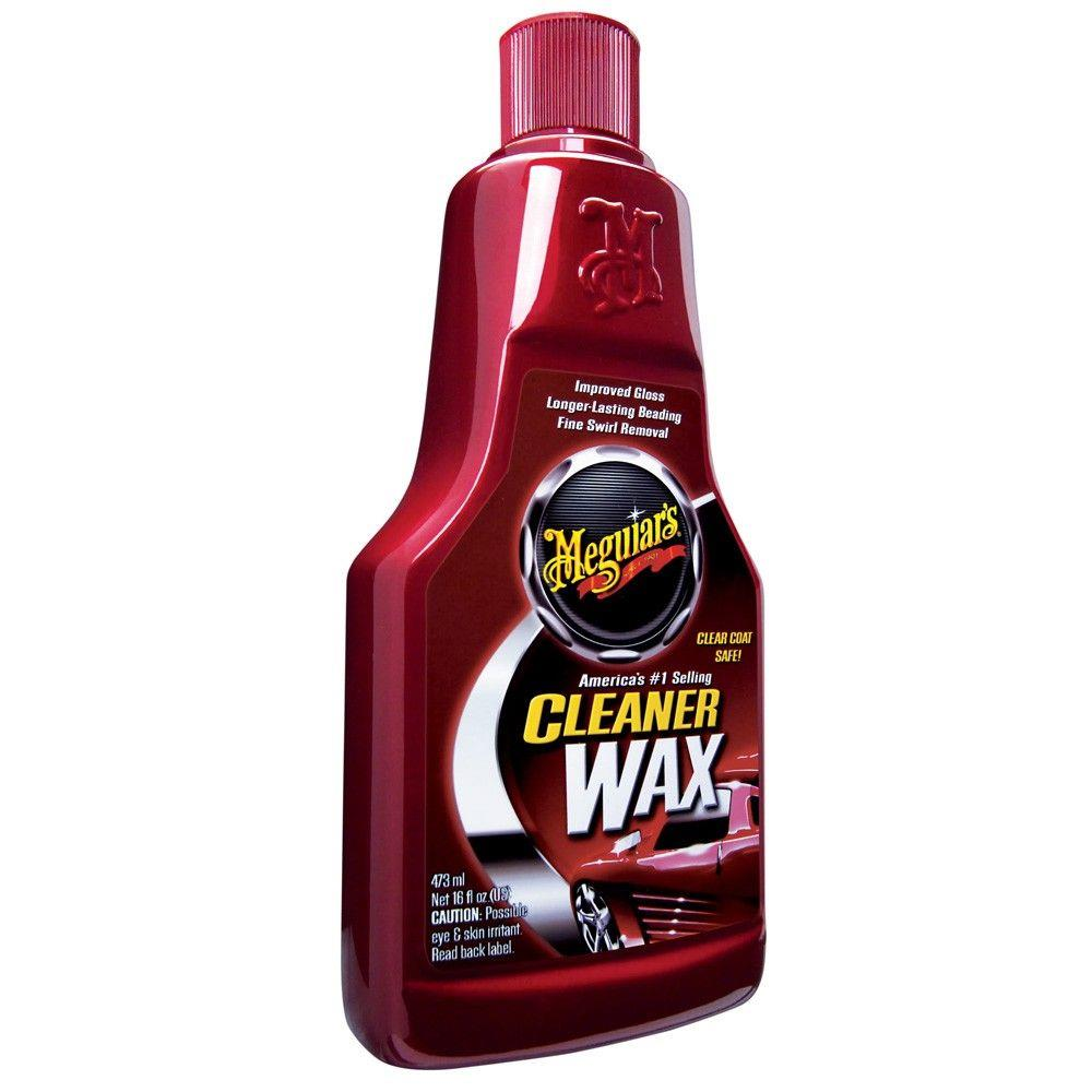 Cera Líquida Cleaner Wax A1216 473ml Meguiars