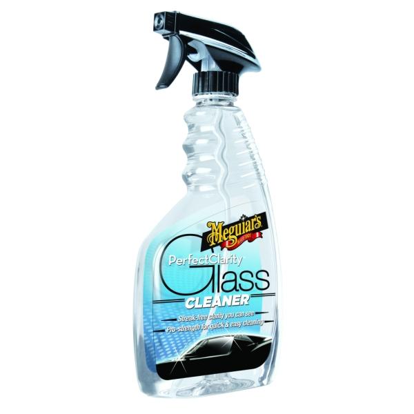Limpador de Vidros Spray G8224 710ml Meguiars