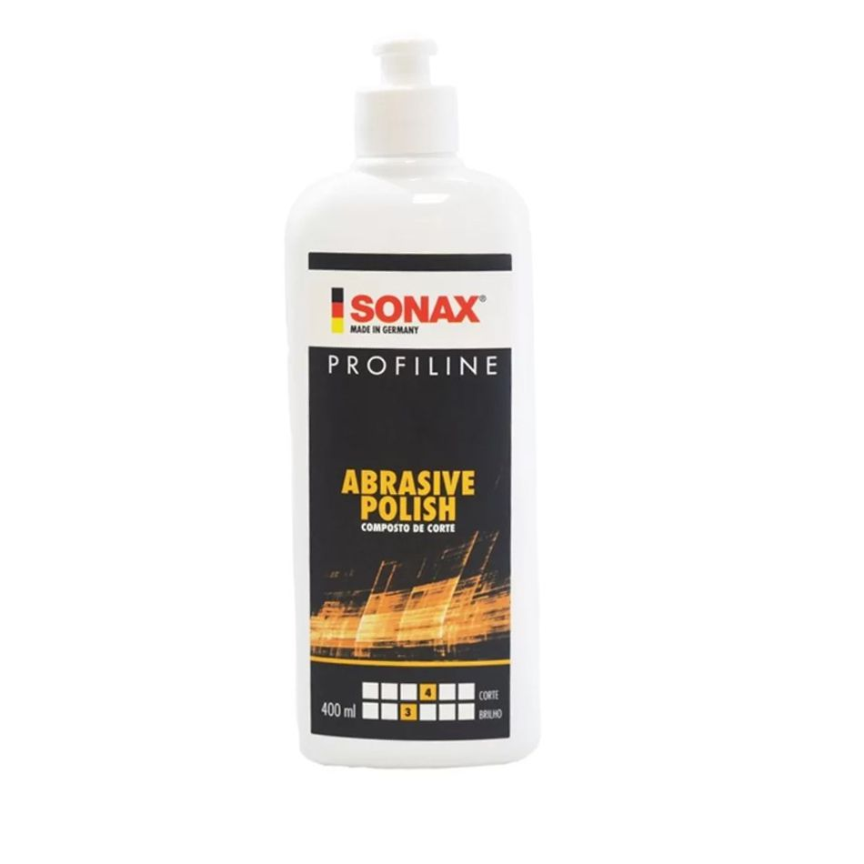 Abrasive Polish 400g Sonax