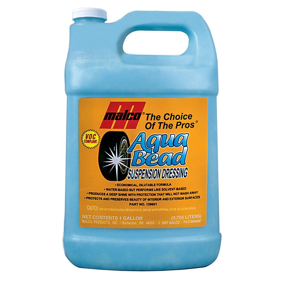 Abrilhantador de Pneus Aqua Bead 3,78lt Malco