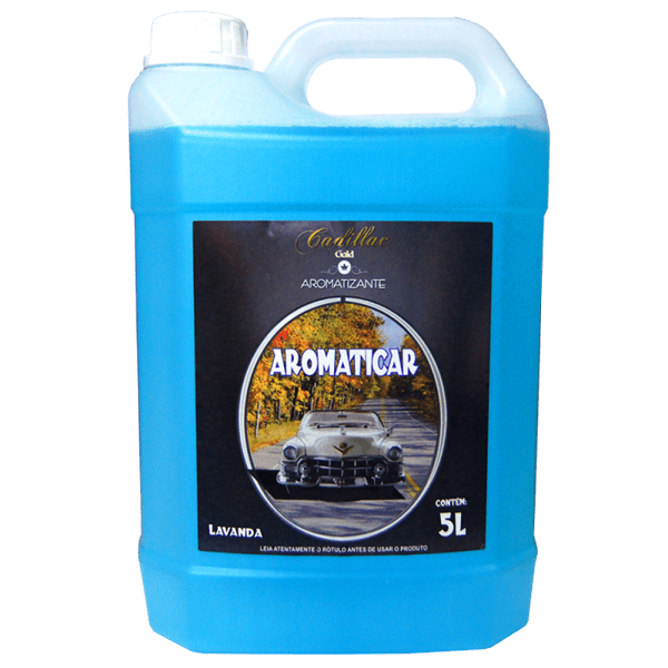 Aromatizante Aromaticar Lavanda 5lt Cadillac