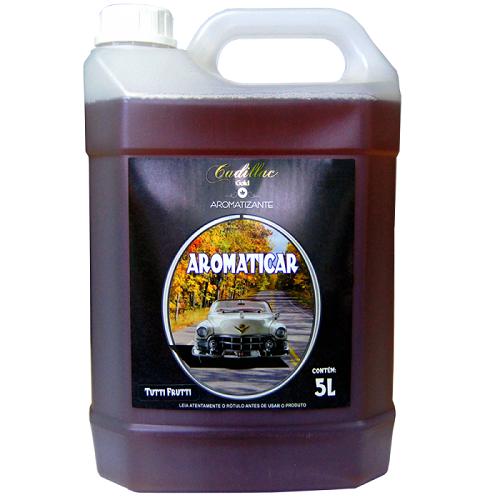 Aromatizante Aromaticar Tutti Frutti 5lt Cadillac