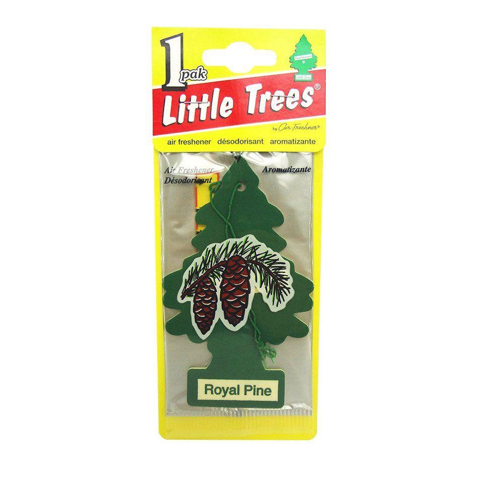 Aromatizante Car Freshiner Royal Pine Little Trees