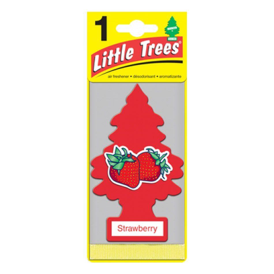 Aromatizante Car Freshiner Strawberry Little Trees