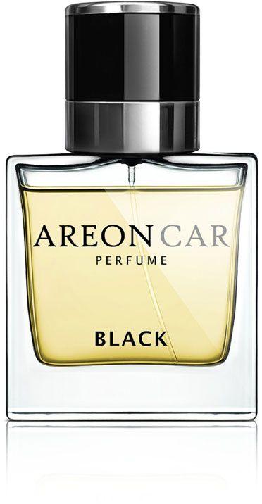 Aromatizante Car Perfume Black Areon