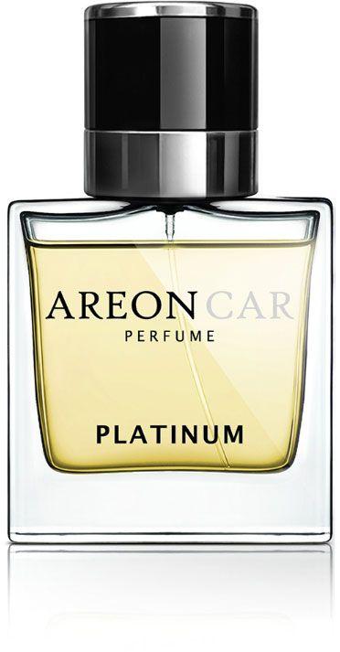 Aromatizante Car Perfume Platinum Areon